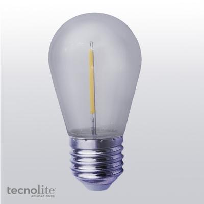 S14-LED-E27-1W/BC-24